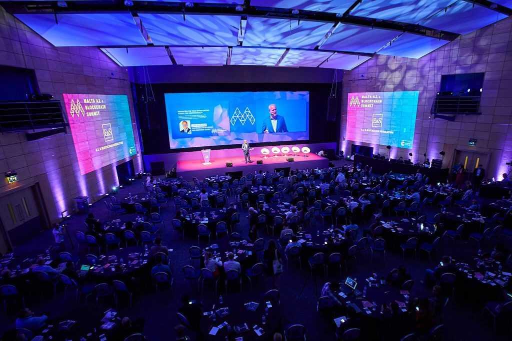 Malta A.I. & Blockchain samitā