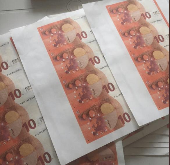 Euro viltojumi