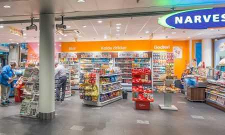 Lietuvas Narvesen un Spauda kioski sāk kuponus, kurus var apmainīt pret bitkoiniem