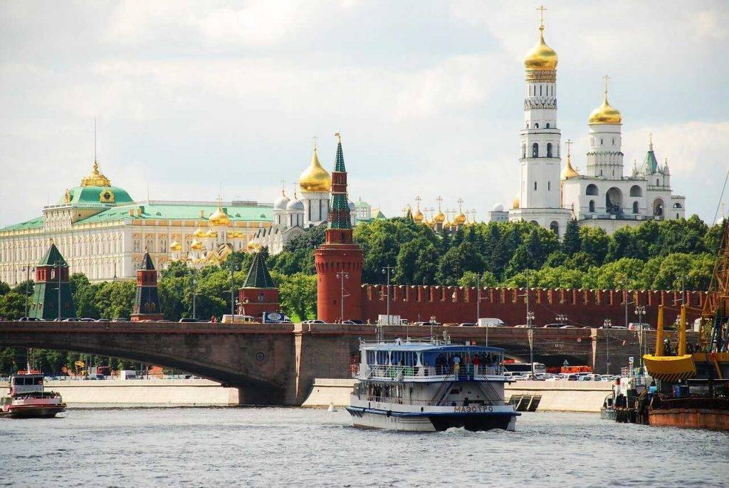 Moscow Facebook