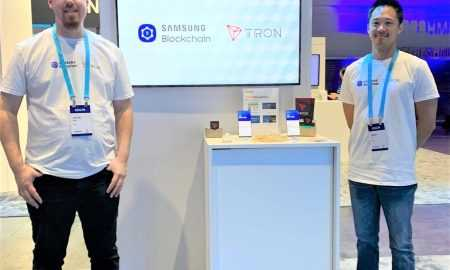 Samsung decentralizēto lietotņu veikalā realizēts kriptovalūtas TRON atbalsts