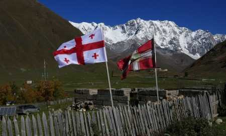 Gruzijas Ekonomikas ministrijas vadītāja apsūdzējusi Svaneti iedzīvotājus pagrīdes mainingā