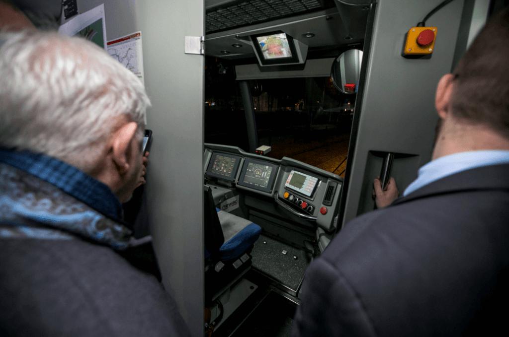 Polijā testē pirmo bezpilota tramvaju