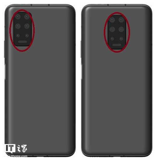 8 kameras viedtālrunī. Huawei Mate 40 Pro 2020