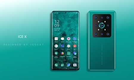 Iespējamais telefonu dizains 2022 gadā