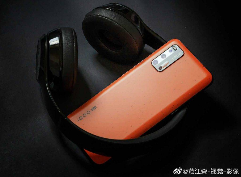 Jaunie iQOO 3 un iQOO 3 5G augstas izšķirtspējas fotogrāfijās