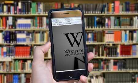 Ziedojumi Wikipedia ar kriptovalūtu
