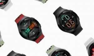 Prezentēts sporta viedpulkstenis Huawei Watch GT 2e