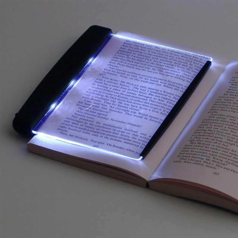 Diožu lampa grāmatu lasīšanai