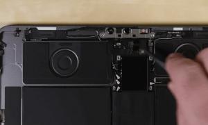 iFixit speciālisti pārbaudījuši jaunā iPad Pro (2020) remontējamību