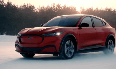 Ford elektroauto 2020