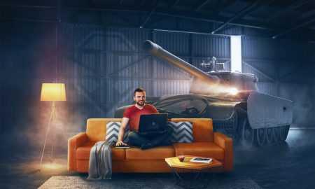 Spēles World of Tanks izstrādātāji atbalsta spēlētājus karantīnas laikā
