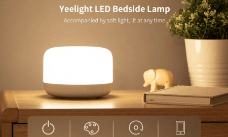 Xiaomi Yeelight LED Bedside lampa