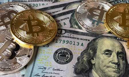 BTC cena un izaugsme 2020