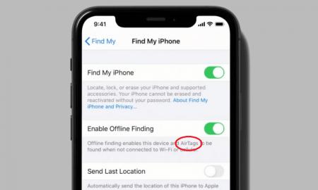 Kompānija Apple turpina strādāt pie AirTag sensoru izstrādes