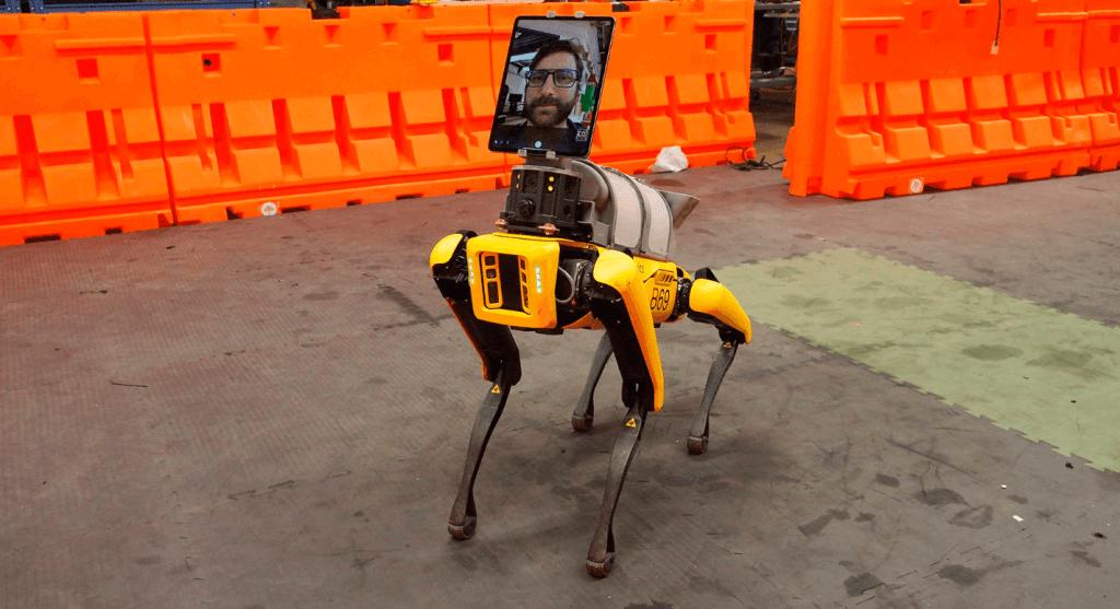 Roboti cīņa pret Korona vīrusu