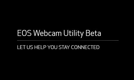 Cannon webkamera