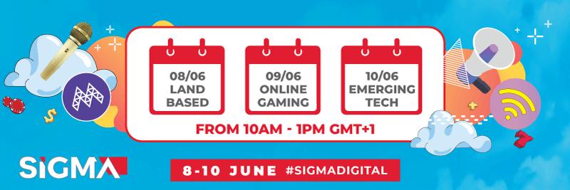 SiGMA Group izsludina 3-dienu digitālo konferenci