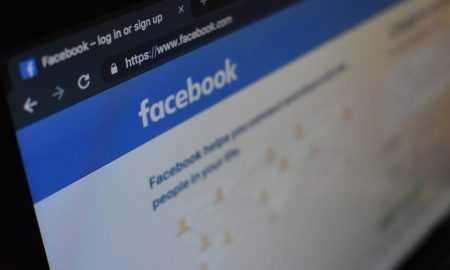 Facebook 2020 vakances
