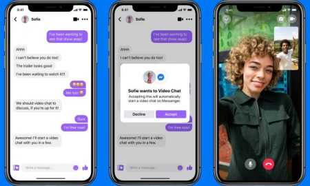 Facebook jaunums - Messenger Rooms, Zoom konkurents (Video)