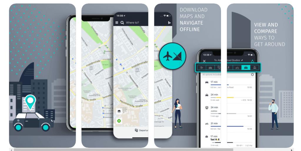 Huawei viedtālruņos beidzot ir reāla alternatīva Google kartēm
