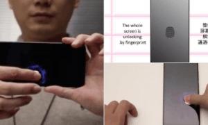 Xiaomi nākamais viedtālrunis spēs atpazīt pirkstu nospiedumus jebkurā ekrāna vietā