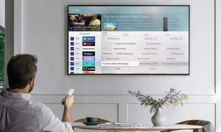 Bezmaksas serviss Samsung TV Plus