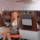 Sēdvietas lidmašīnās pēc pandēmijas 2020
