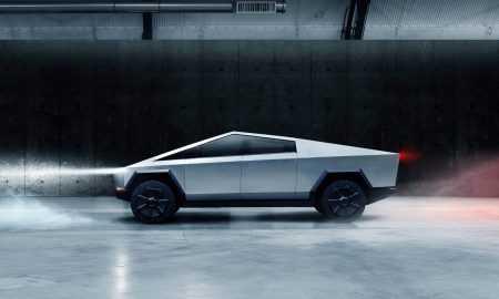 Tesla Cybertruck 2020