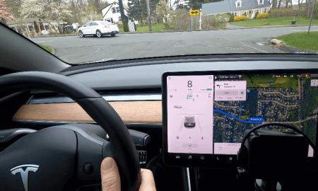 Autopilota tests TESLA 2020