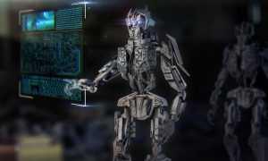 """""""Boston Dynamics"""" roboti palīdz cīnīties ar koronavīrusu ASV"""