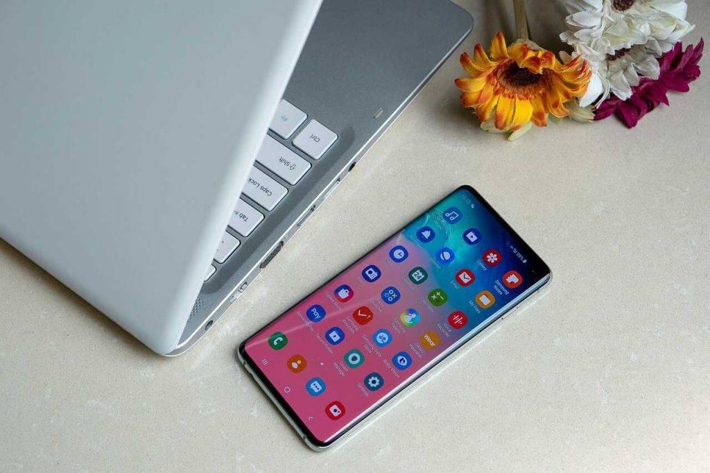 TRON decentralizētās lietotnes parādījušās Samsung Galaxy Store