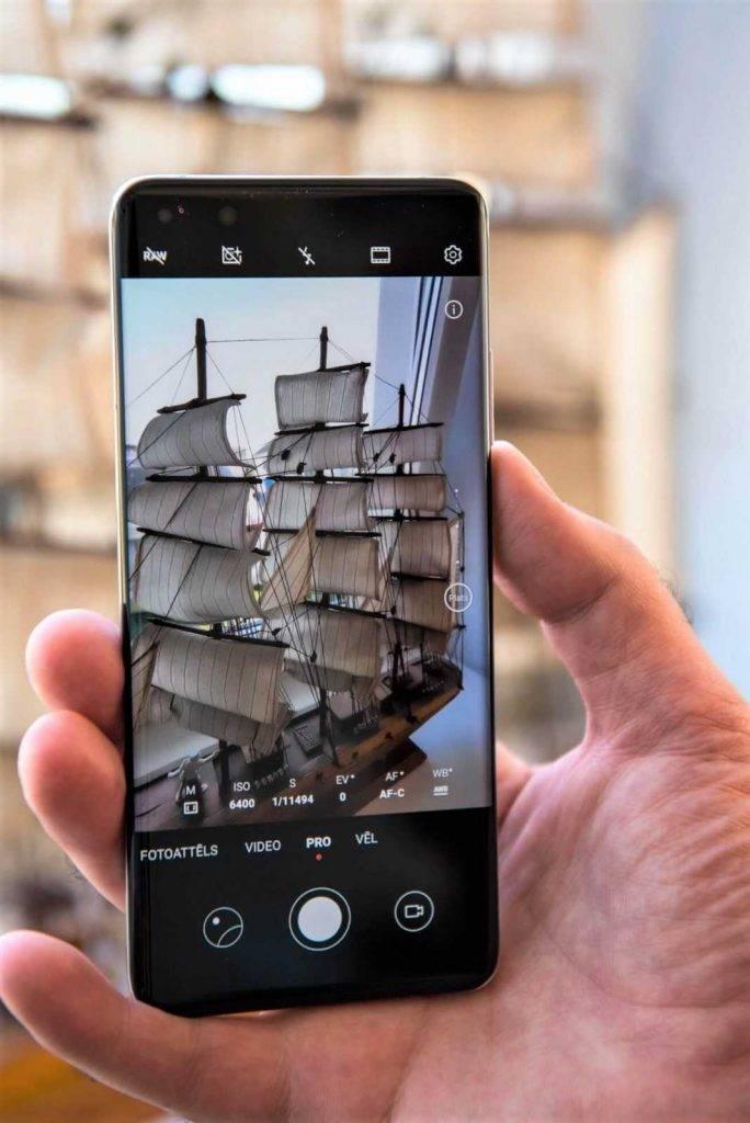 Viedtelefona Huawei P40 Pro + tirdzniecība sāksies jūnijā