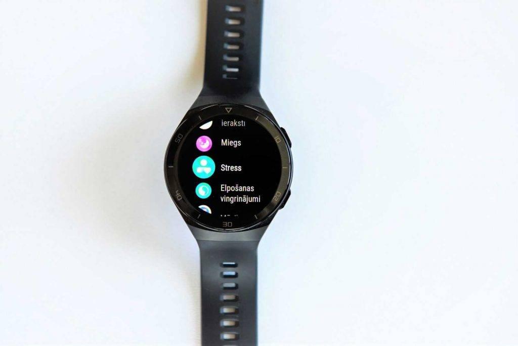 Viedpulksteņa Huawei Watch GT2e apskats