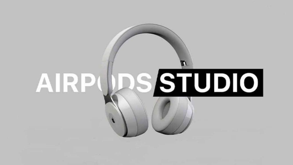 Austiņas Apple AirPods Studio jau ir ražošanā
