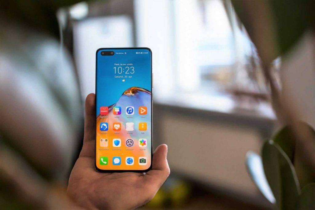 Huawei P40 Pro apskats 2020