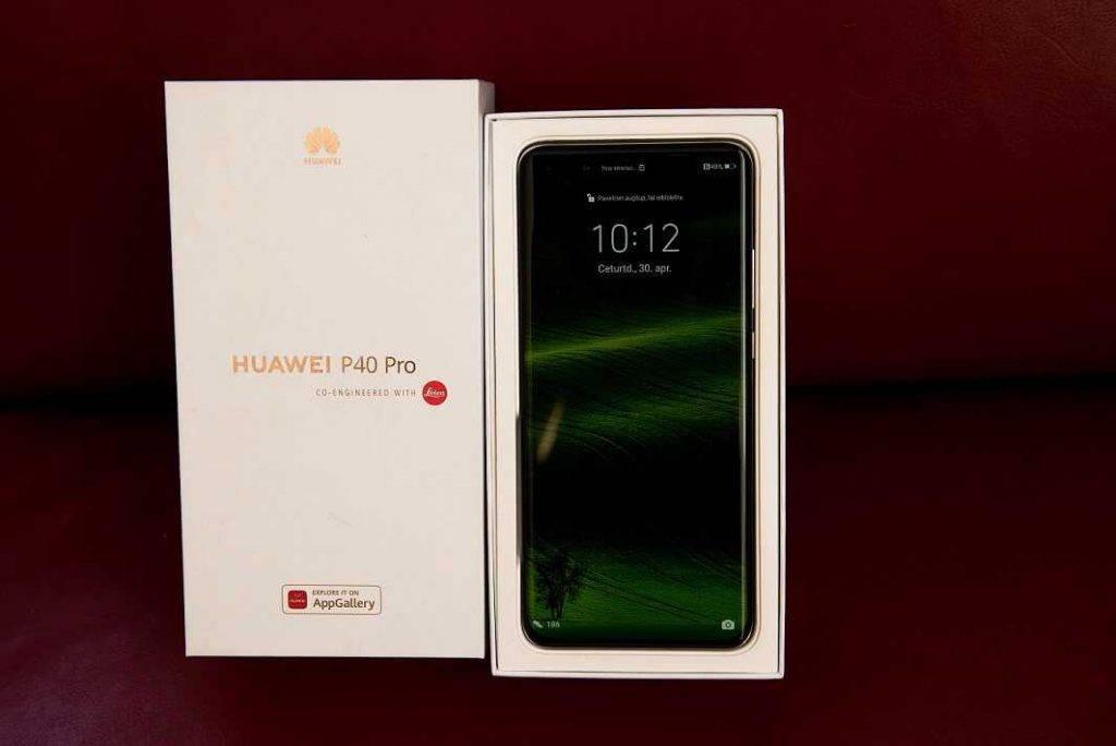 Huawei P40 un Huawei P40 Pro ar atjauninājumu EMUI 10.1.0.1.26 iegūst kameras uzlabojumus