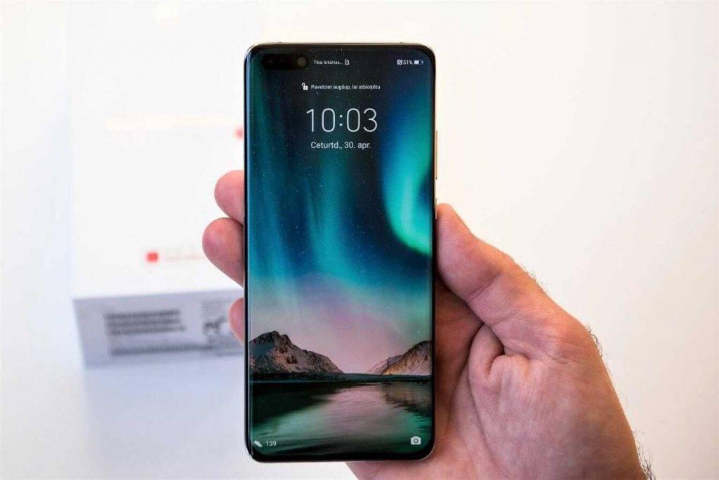 Kas ir Huawei_P40