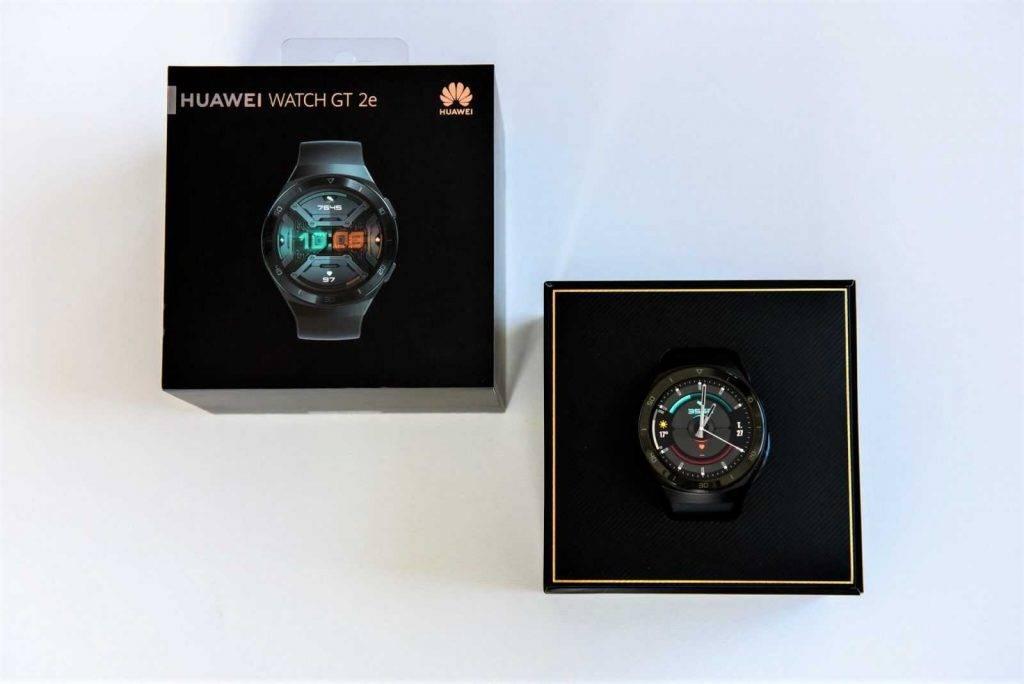 Huawei Watch GT2e apskats