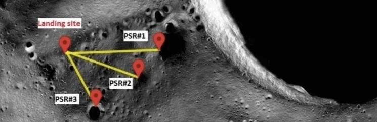 Zinātnieki plāno nosūtīt bezpilota aparātu, lai izpētītu vismaz 3 Mēness punktus
