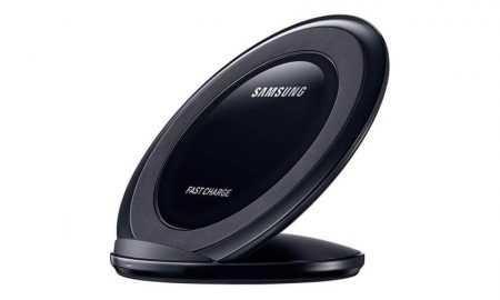 Samsung Qi Pad telefona uzlāde