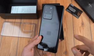 Samsung ir izlaidis pasaulē pirmo 5G viedtālruni ar blokķēdes autentifikāciju