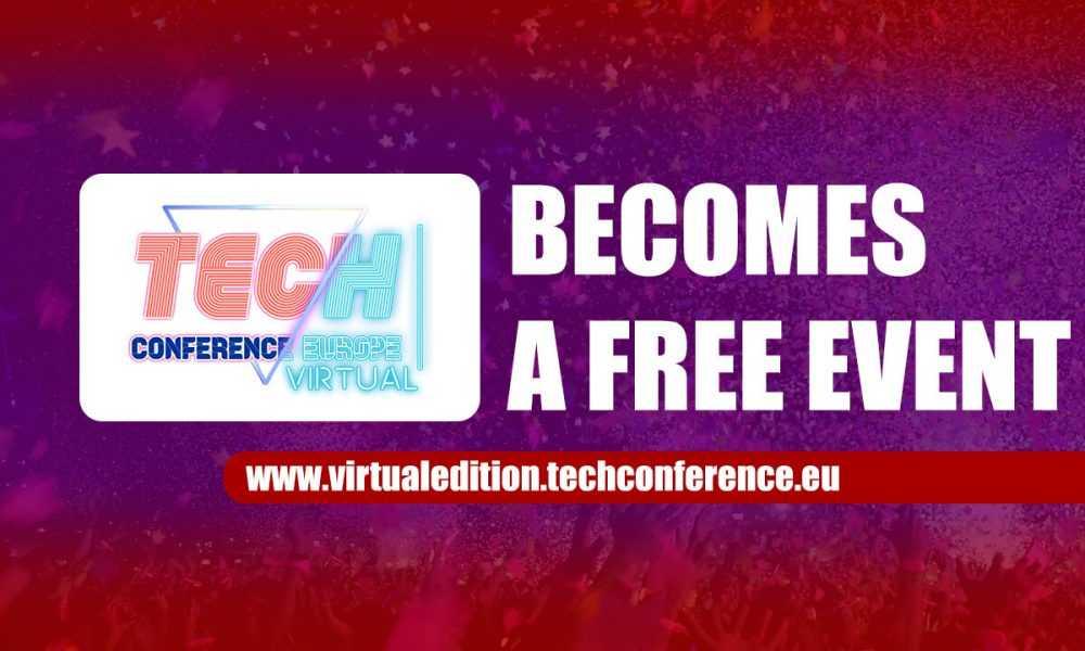 """Virtuālā konference TCE2020 būs bezmaksas pasākums, pateicoties """"Deal Room Events"""" atbalstam"""