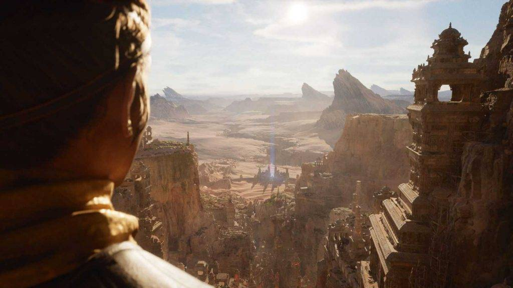 Kadai videokartei būs pa spēkam demo ar spēļu dzini Unreal Engine 5