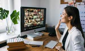 Kā strādāt ar Zoom, Goole, Skype