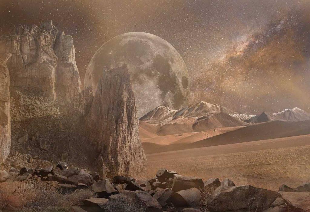 Dzīve uz Marsa