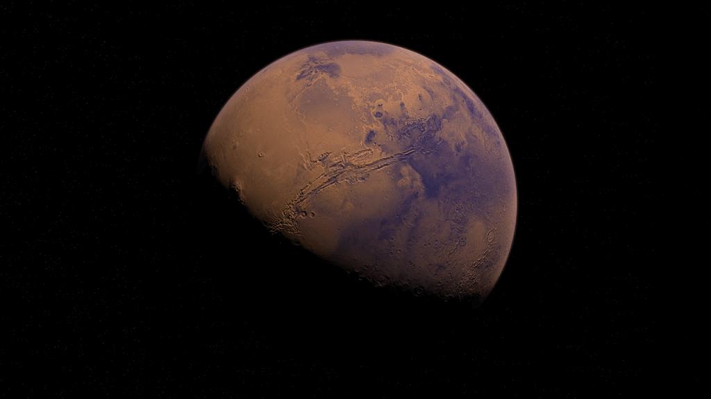 Vai uz Marsa ir dzīvība?