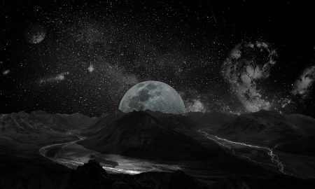 Zinātnieku viedokļi ka radās Mēness