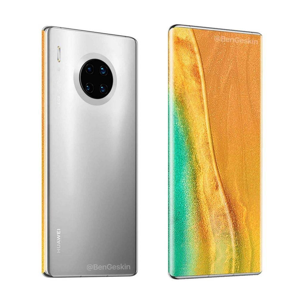 Jaunākie viedtelefoni Huawei Mate 40 un P50