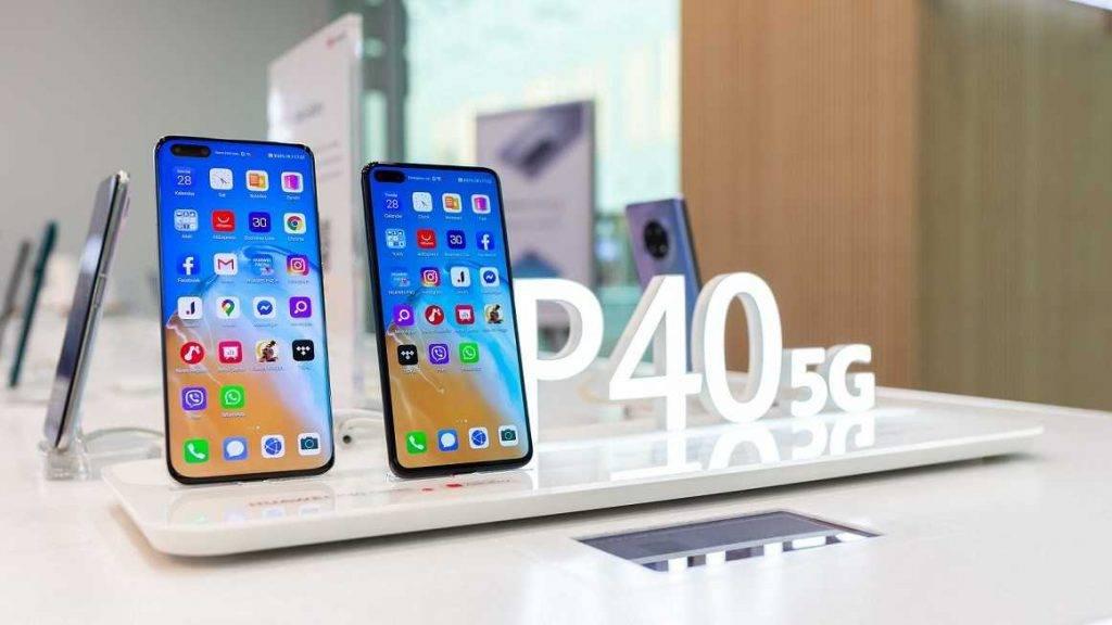 Sākas Huawei P40 Pro + tirdzniecība